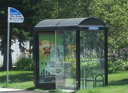 Victoria Bus Shelter